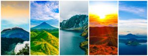 20 of the most remarkable mountains in the Philippines featuring Mount Apo, Mount Mayon or Mayon Volcano, Mount Pinatubo, Mount Pulag, and Mount Taal or Taal Volcano, among others, in the Philippines