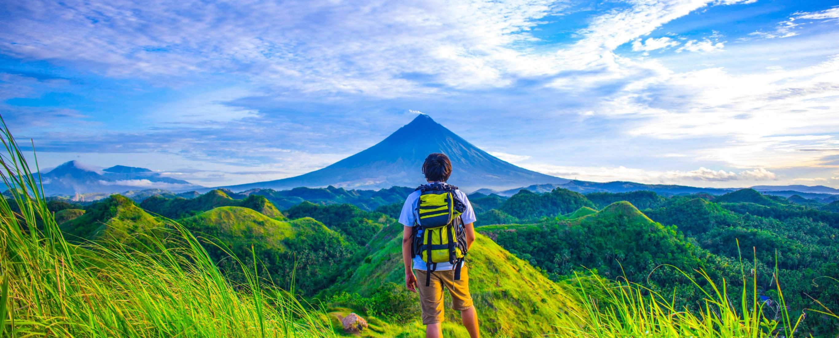The Most Remarkable Mountains in the Philippines | phmillennia | Cover photo by Archie Binamira on Pexels (edited)